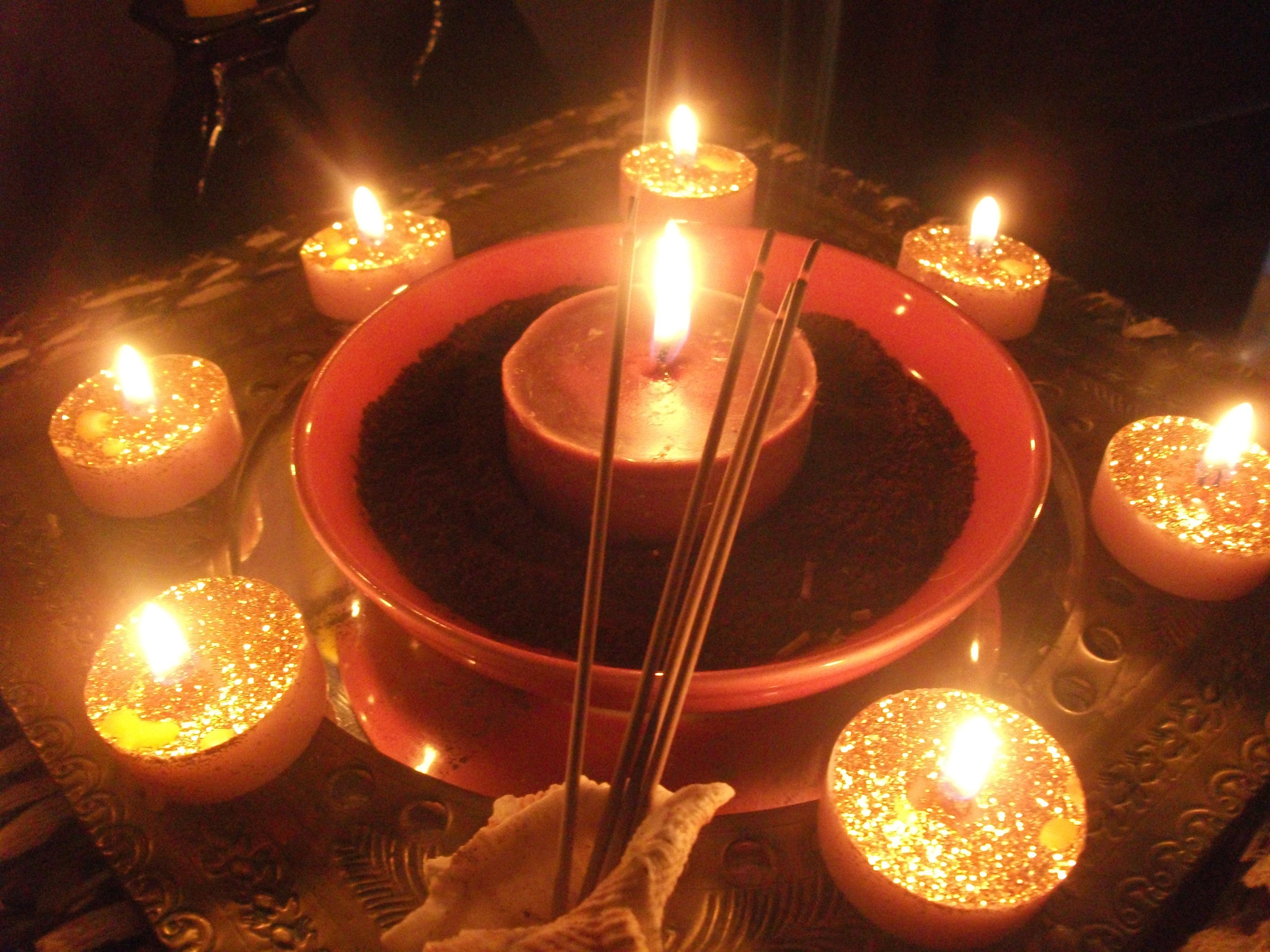 Rituales amorosos, hechizos de amor, todos los rituales de amor